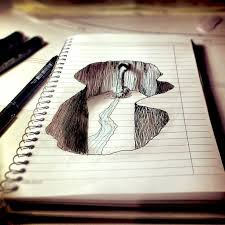 best 25 3d drawings ideas on funny drawings funny