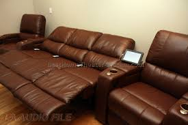 home theater recliner chairs 4 best systems seats with cup hold