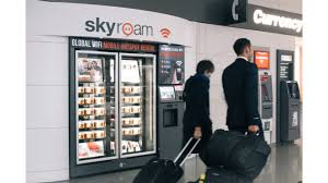 Airport Vending Machines Adorable Put A New Spin On Vending ZoomSystems