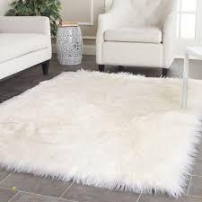 fuzzy white rug best of white rug throw faux sheepskin rug ikea pic 53 rugs