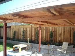 free standing patio cover. Freestanding Redwood Patio Cover Custom Lattice -3. « \u2039 1 Of 2 \u203a » Free Standing