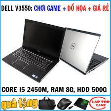 chơi game đồ họa giá rẻ Dell Vostro V3550 Core i5 2450M, laptop cũ cơ bản  chơi game tại
