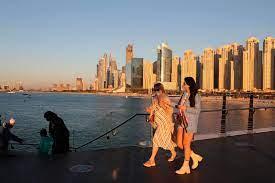 Wie Dubai in der Pandemie Touristen und Expats anlocken will - DER SPIEGEL