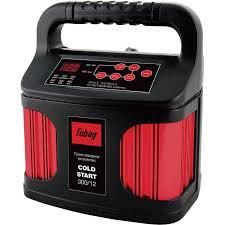 Купить пуско-зарядное <b>устройство FUBAG COLD</b> START 300/12 в ...