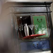 Cubamode Barschrank Mit Drehelement Und 1 Schublade Butlers