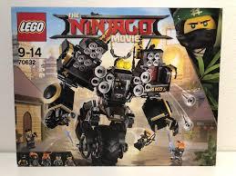 Lego 70632 Ninjago Quake Mech NEU/OVP