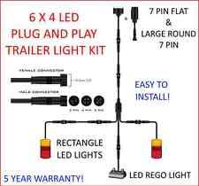 trailer wiring diagram 4 flat wiring diagram and hernes trailer wiring diagrams offroaders trailer wiring diagram 4 flat