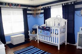 image of blue nursery area rugs