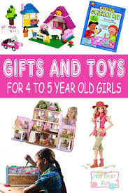 Best Gifts For 4 Year Old Girls. Lots of Ideas for 4th Birthday, Christmas Girls in 2017 - Itsy Bitsy Fun