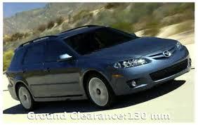 2006 Mazda 6 Sport Wagon V6 Automatic Specs, Details - YouTube
