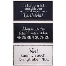 Best Of Home Schilder Set Sprüche 3 Teilig Kaufen Bei Obi