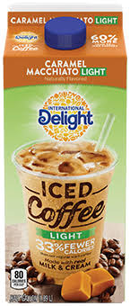 Apr 17, 2020 by alexandra · last updated: International Delight Light Caramel Macchiato Iced Coffee Easy Home Meals