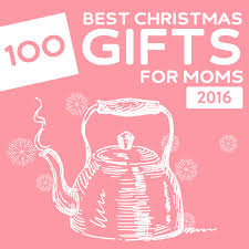 100 Best Christmas Gifts for Moms- love these unique and thoughtful gift  ideas.