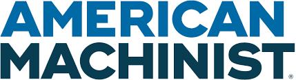 machinist logo. american machinist logo