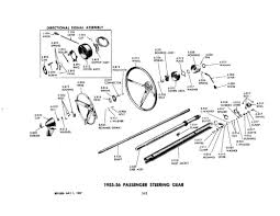1955 chevrolet steering column wiring diagram wiring library