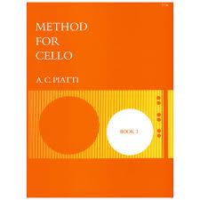 Ac Method Piatti A C Method For Cello Vol 3 K R Jetzt Bei Paganino