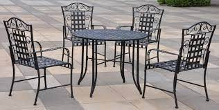 wrought iron furniture business in india