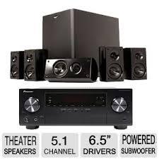 pioneer 5 1 speakers. klipsch hd300 home theater speaker system bundle pioneer 5 1 speakers