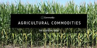 Sample Chart Of Accounts For Agriculture Agricultural Commodities Learn How To Trade Them At