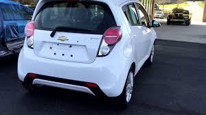 2015 Chevrolet Spark white salvage car stock # 160361 - YouTube