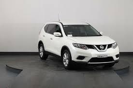 2017 <b>Nissan X</b>-<b>Trail T32</b> ST 7 Seat (FWD) White Continuous ...