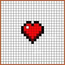 Easy Pixel Art Minecraft Templates Cute Saleonline Info
