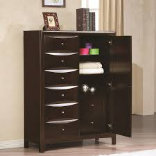 tall dresser chest. Square Black Wooden Case Modern Design Wide Spacious Drawers Round Silver Handle Smooth Painted Strong Dovetail Tall Dresser Chest