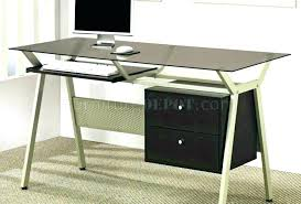 Glass top office furniture Solid Wood Glass Home Office Furniture Office Glass Desk Modern Home Office Desk Glass Home Office Desk Excellent Ezen Glass Home Office Furniture Ezen