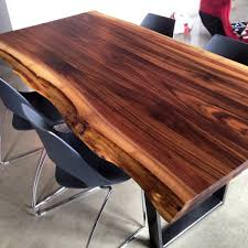 modern furniture table. 2Loons Solid Walnut Tables Modern Furniture Table A