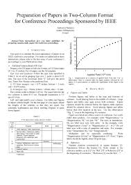 Calaméo Ieee Paper Format For Transactions