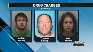 Five people arrested after Chocowinity neighbors complain of drug activity
