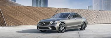 Color Options For The 2019 Mercedes Benz C Class