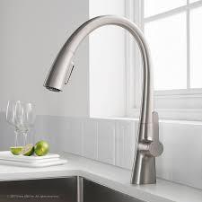 Kraus Kpf 1673sfs Nolen Kitchen Faucet Spot Free Stainless Steel