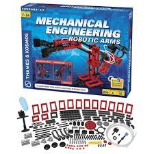 Mechanical Engineering Robots Mechanical Engineering Robotic Arms Kit