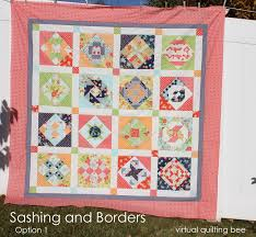 Adding Borders 101 - Diary of a Quilter - a quilt blog & Virtual Quilting Bee - Sashing and Borders Adamdwight.com