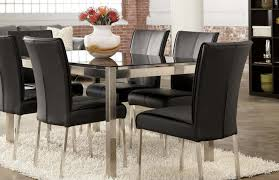 Dining Room Interesting Ashley Dining Room Furniture 7 Piece Dining Set  Glasses Dining Table And