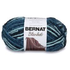 Bernat Blanket Yarn 300g Teal Dreams Walmart Com