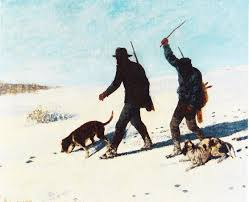 hunters in the snow essay the hunters in the snow detail by pieter  exhibitions fieldnotes page hunters in the snow by gustave courbet 1867 oil on canvas 102 x