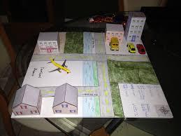 3d Neighborhood Map School Projects 2nd Grade Reading School
