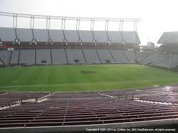 Williams Brice Stadium View From Club Level 104 Vivid Seats