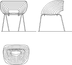 dining chair autocad. chairs and armchairs in autocad drawing | bibliocad dining chair autocad