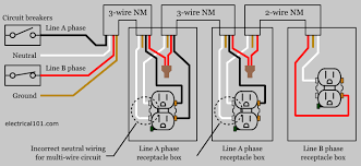 wiring gfci outlets series