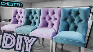 Процесс изготовления СТУЛЬЕВ DIY <b>стул</b> обеденный своими ...