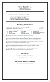 Lpn Resume Examples Awesome April 2017 Best Resume Collection