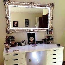 Dressing table lighting ideas Malm Dressing Makeup Table Lighting Great Make Up Vanity Lights Top Ideas About Makeup Vanity Lighting On Vanity Taroleharriscom Makeup Table Lighting Great Make Up Vanity Lights Top Ideas About