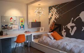 Teenager Bedroom Delightful Art Home Design Ideas