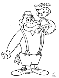 Magilla Gorilla | Coloring pages and Printables | Pinterest