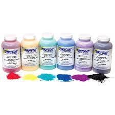 Eastwood Hotcoat Powder Coating Chip Chart Hotcoat Powder Hightech Color Sample Kit Buy Online In Uae