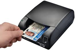 Card Scanner I Dentify Id 150 Card Authentication Scanner Duplex Scanner