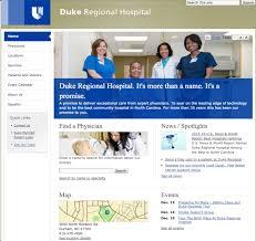 Duke Health Casey Davis Portfolio